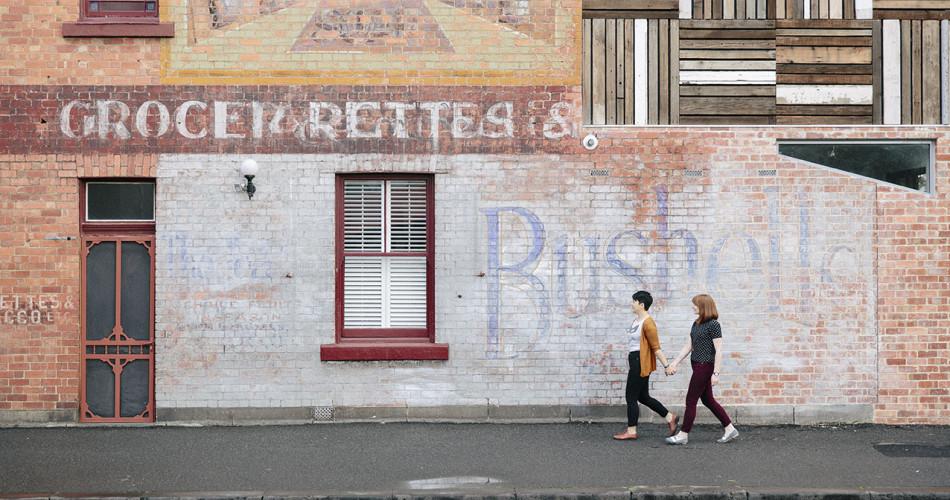 CASSIE & JAS // MELBOURNE