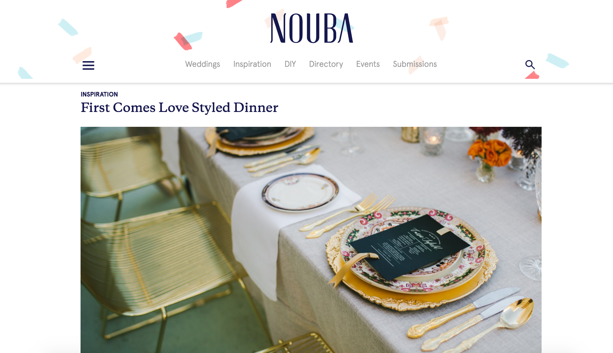 Nouba - BlogFeature